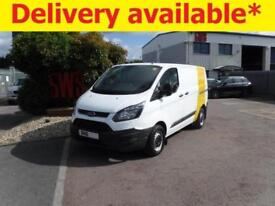 2016 Ford Transit Custom 290 ECo-TE 2.2 DAMAGED REPAIRABLE SALVAGE