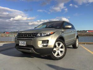 2012 Range Rover Evoque, LIKE NEW!!!!!!!