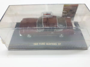 1965 Ford Mustang GT-Road Champs Die Cast 1:43 - New