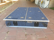 4wd ute rear draws with fridge slide Banksia Grove Wanneroo Area Preview