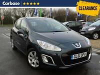 2012 PEUGEOT 308 1.6 HDi 92 Active 5dr