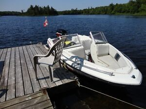 For Sale: 1988 boat, 2002 motor and trailer