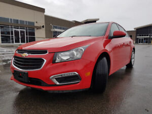 DescriptionFor sale is my 2016 Cevrolet Cruze Limited 1.4L