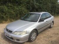 Honda Accord 1.8i ( sr ) ( a/c ) auto 1999MY LS