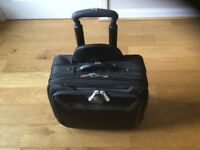 Briefcase, business overnight travel case