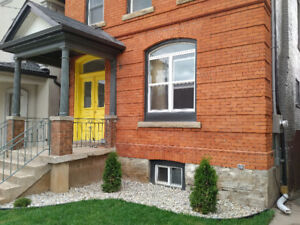 BRAND NEW - 2 BR, TWO Bath, Incl Parking, In Suite Laundry