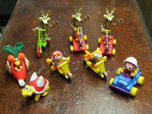 Vintage McDonald's Happy Meal Toy Lot