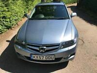 2007 Honda Accord 2.4 i VTEC EX 4dr (ADAS, nav, hands free)