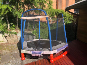 Free trampoline to give away, West Vancouver