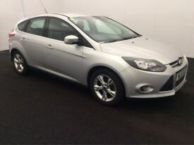 ***FORD FOCUS 1.6 TI-VCT 125 ZETEC Hatchback GOOD CREDIT BAD CREDIT FINANCE AVAILABLE ***