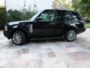 Land Rover Range Rover SC Supercharged