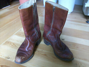 CUSTOM MADE KANGAROO  COWBOY BOOTS
