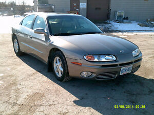 2001 Oldsmobile Aurora Sedan 3.5 V6 E-test & Cert.