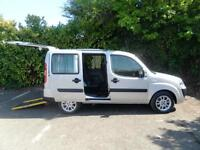 Fiat Doblo 1.4 8v Dynamic Wheelchair Accessible Vehicle WAV