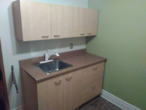 Kitchen cabinets for small space