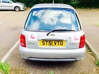 Nissan micra 1.0 12 month mot 12 month tax lady owner very reliable car £595