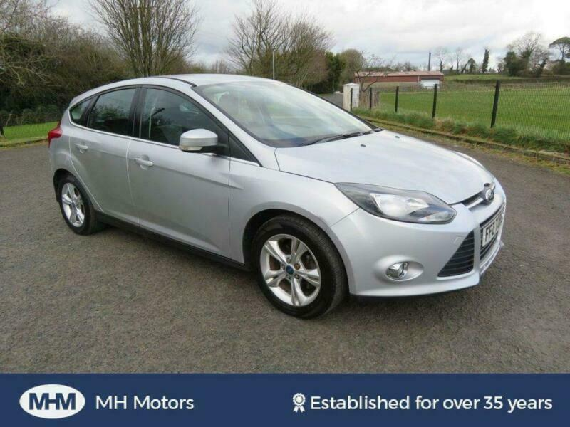 2011 FORD FOCUS 1.6 ZETEC 5DR ONLY 73000 MILES FULL SERVICE MOT DEC. I30 MAZDA