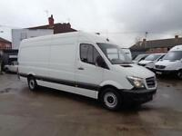 "MERCEDES-BENZ SPRINTER 2.1TD | 313 CDi | LWB | 1 OWNER | 2014 ""64"" MODEL"