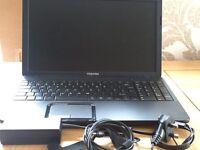 Toshiba Satelitte Pro C850-1HE laptop for sale