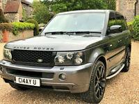 Land Rover Range Rover Sport 2.7TD V6 auto 2006 HSE, FSH, ALL MAJOR WORK DONE,