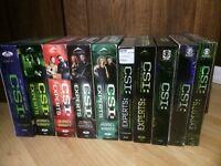 CSI Las Vegas seasons 1-10