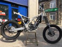 Yamaha YZ125 1991 *90% finished restoration*