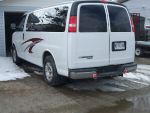 2013 CHEVROLET EXPRESS VAN