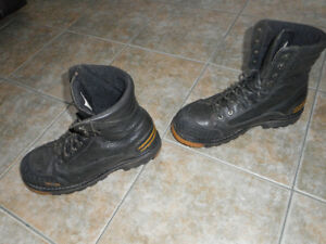 Dakota Black Safety Boots