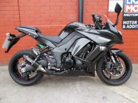 2018 18 KAWASAKI Z1000SX MFF ABS *1 OWNER, FDSH, LOVELY CNDT, ONYX CANS*