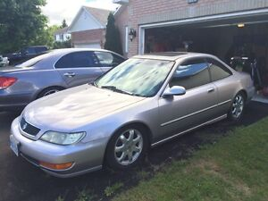 1998 Acura 3.0CL premium with lots of upgrades