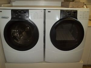 Kenmore Elite Front Load Dryer and Washer