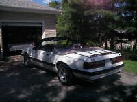 Mustang LX Convertible