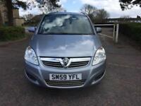Vauxhall/Opel Zafira 1.6 ( 115ps ) 2010MY Energy [ 7 SEATER ]