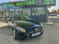 2013 13 MERCEDES-BENZ A-CLASS 1.5 A180 CDI BLUEEFFICIENCY SE 5D 109 BHP DIESEL