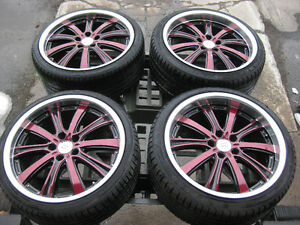245/35/19 225/35/19 KF550 TIRE ANHELO MAGS 5X114.3 OFFSET 35