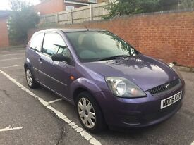 2008 Ford Fiesta 1.25L Style - MOT and Tax - HPI Clear