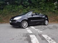 2009 MITSUBISHI COLT CZC 3 1.5 CONVERTIBLE FULL BLACK LEATHER ONLY 52000 MILES