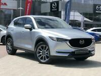 2020 Mazda CX-5 2.2d [184] GT Sport 5dr Auto AWD ESTATE Diesel Automatic