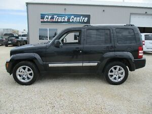 2008 Jeep Liberty Limited Leather Roof 4x4