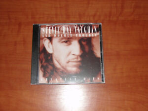 Stevie Ray Vaughan and Double Trouble: Greatest Hits CD. Brand n