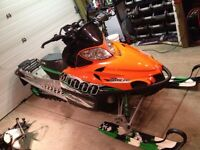2008 Arctic cat M1000 153""