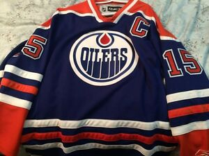 Oilers Jersey - Large