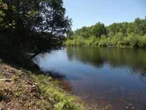 VACANT WATERFRONT LOT - STURGEON RIVER