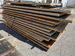 BOWLING ALLEY WOOD, great for tables and other projects