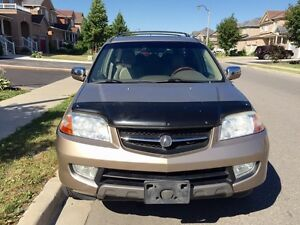 2003 Acura MDX - 7 seater - Certified and Etested