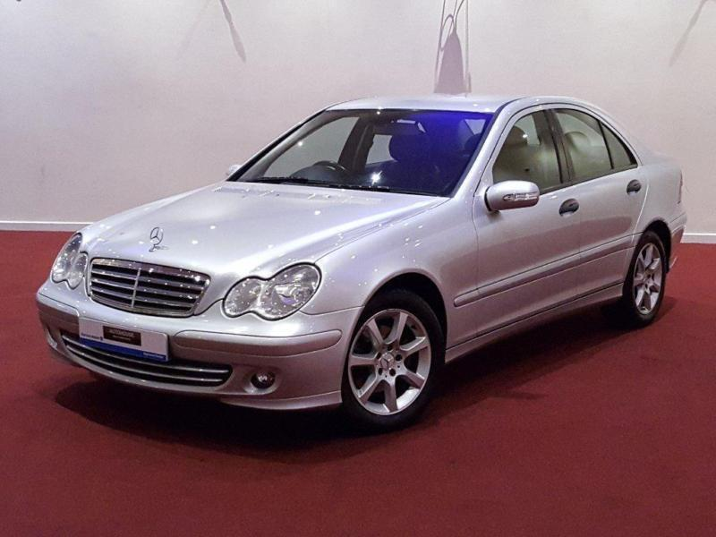 2006 mercedes benz c class 1 8 c180 kompressor classic se 4dr in luton bedfordshire gumtree. Black Bedroom Furniture Sets. Home Design Ideas