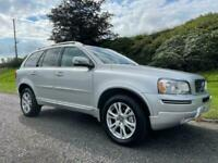 2013 Model Volvo XC90 2.4TD D5 AWD SE LUX ( 200bhp ) Automatic 7Seater