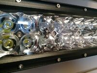 SAME OPTICS AS RIGID!!  Wholesale Light Bars! 22'' 120W $175.00