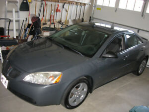 2009 Pontiac G6 Olympic Edition Sedan
