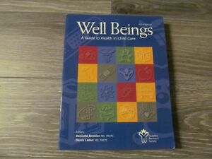 Well Beings 3rd Edition - Early Childhood Education Books